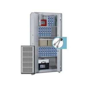 Stahlbüroschrank OFFICE 3 S-2 FIRE Premium