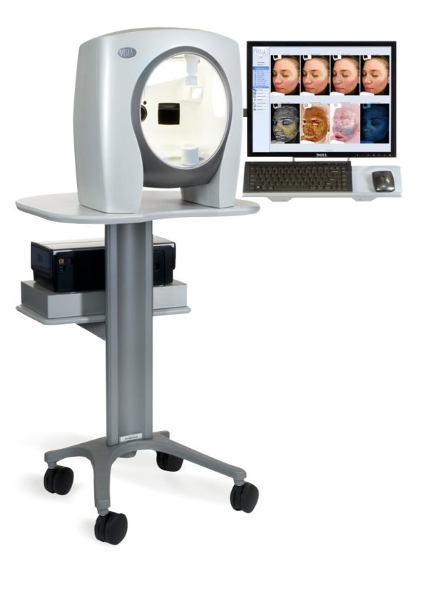VISIA DELUXE - professionelle Hautanalyse und Beratung