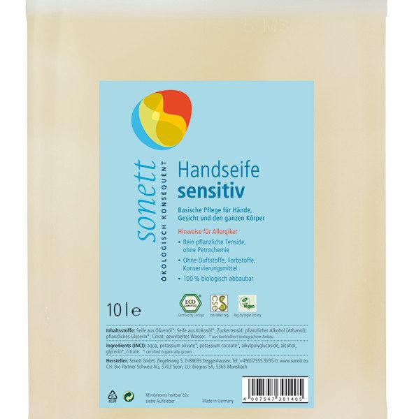 Handseife sensitiv