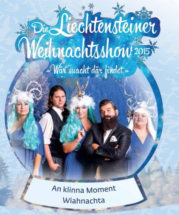 LIECHTENSTEINER WEIHNACHTS-CD