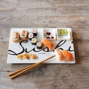 Sushi Plate Rivièra Maison