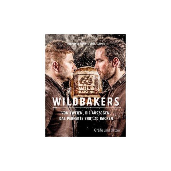 Wildbakers von Jörg Schmid, und Johannes Hirth