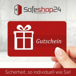 Gutschein Safeshop24