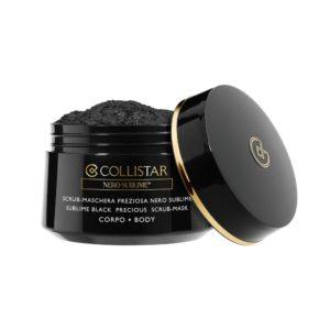 Collistar Sublime Black Peeling Körpermaske mit Detox-Effekt