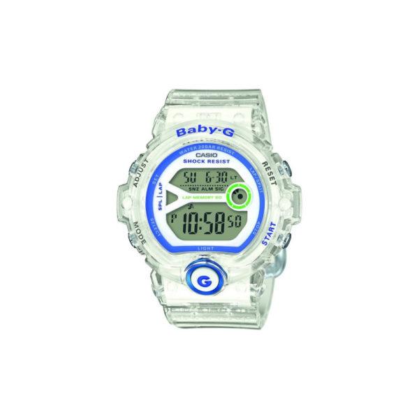 Casio Baby - G weiss/blau