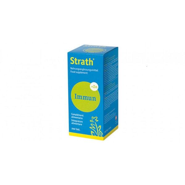 Strath Immun + Zink - Nahrungsergänzung