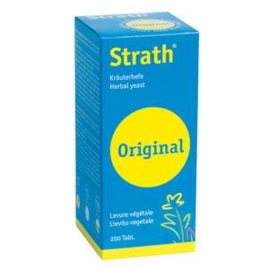 Strath Original Kräuterhefe Tabletten