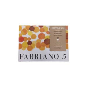 FABRIANO Aquarellblock 5