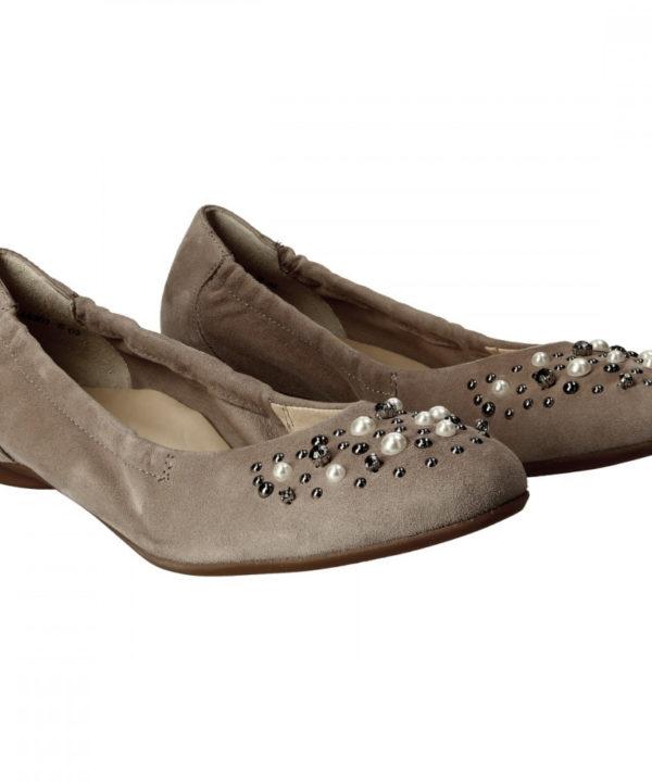 PAUL GREEN Perlen-Ballerina