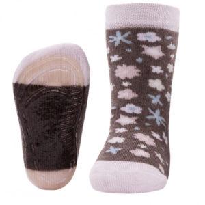 """EWERS ABS Vollsohle Socke """"Blume"""", Grösse 21/22"""