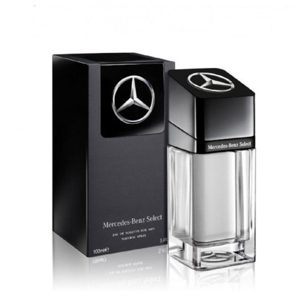 Mercedes-Benz Select EDT Spray 50ml -Herrenduft, Parfümsortiment