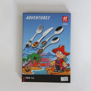 Kinderbesteck Adventures