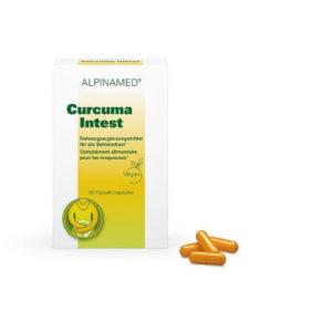 Alpinamed Curcuma Intest - Kapseln