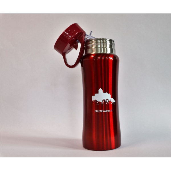 Sportflasche «Erlebe Vaduz»