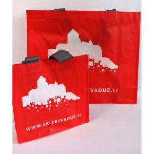 """""""Erlebe Vaduz"""" Einkaufstasche gross"""