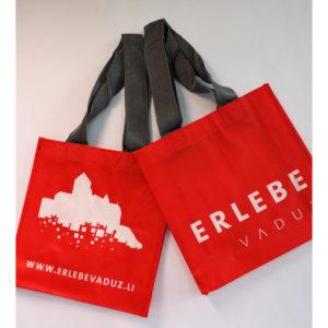 """""""Erlebe Vaduz"""" Einkaufstasche klein"""