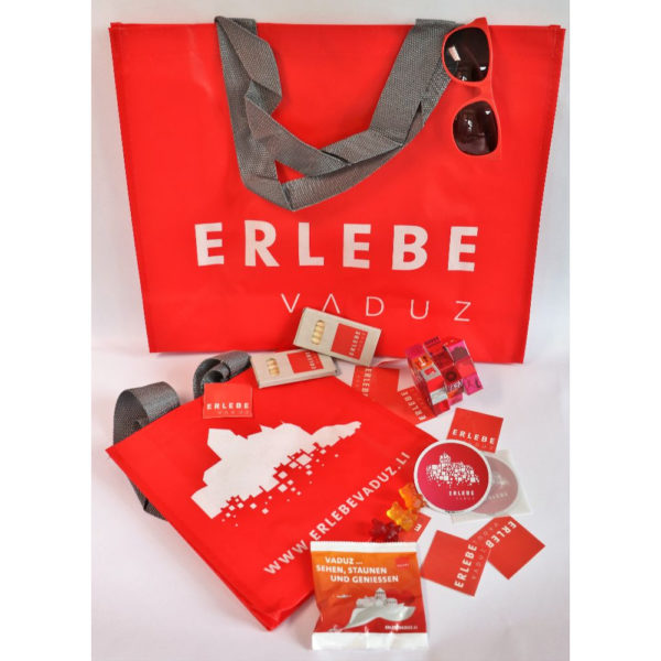 Fan-Paket «Erlebe Vaduz»
