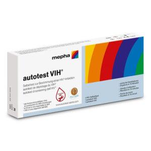 Mepha Selbsttest HIV-Infektion