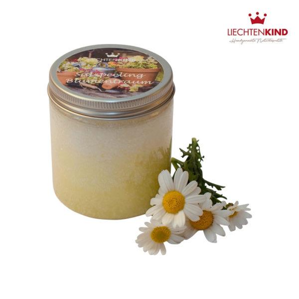Salzpeeling Blumentraum (allergenfrei)