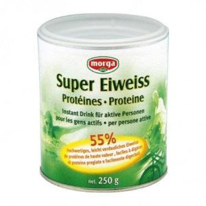 Morga Super Eiweiss - Instant Drink für aktive Personen