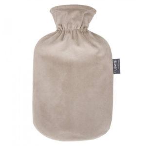 Fashy Wärmeflasche Flauschbezug 2 Liter - Wärme zum Wohlfühlen