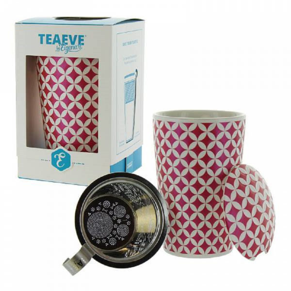 Teaeve Tee -Tasse mit Siebeinsatz, Herboristeria