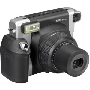 Sofortbildkamera Instax wide 300 black