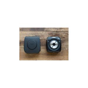 Ledertasche zu Instax mini 70 schwarz