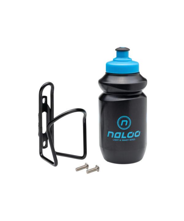 "naloo Set 24"" Bidon/Halter, 350ml"