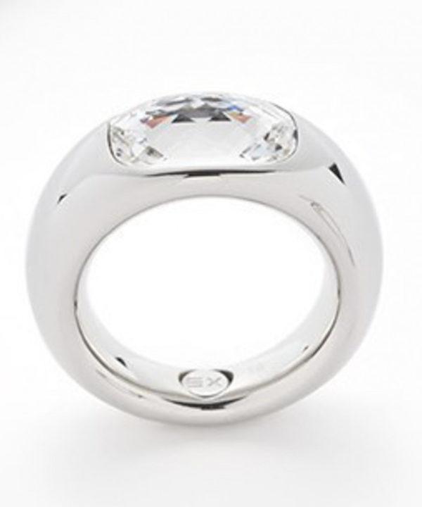 Ring von ENERGETIX mit Kristall