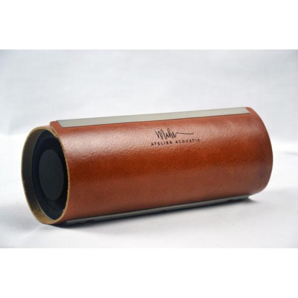 Bluetooth Leder Lautsprecher