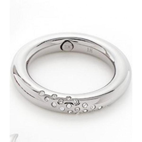 Ring mit kleinen Kristallen von ENERGETIX