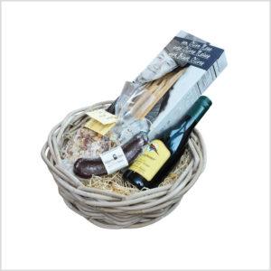 Geschenkkorb – Alberts Alpen Brotzeit
