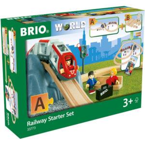 BRIO Railway Starter Set 33773