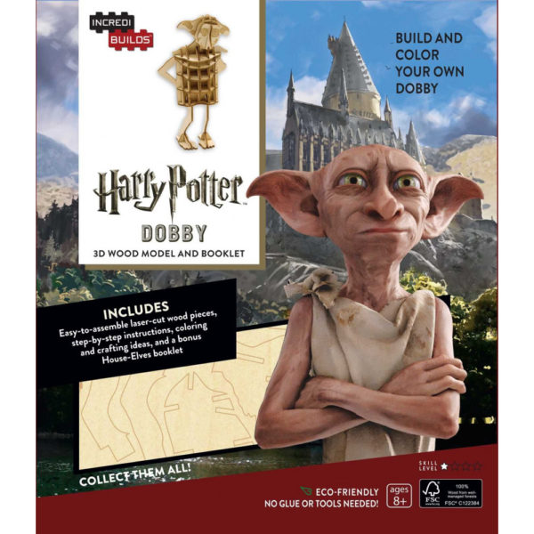 Harry Potter: DOBBY Build and Color