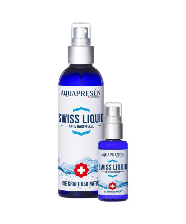 Aquapresén Cosmetic Swiss Liquid Set 250 ml