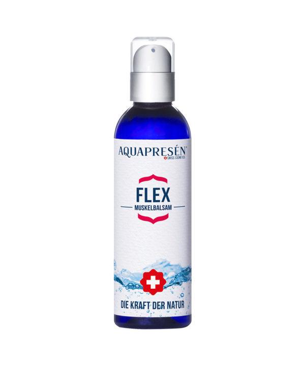 Aquapresén Cosmetics Flex Muskelbalsam 200 ml