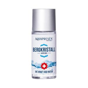 Aquapresén Cosmetics Bergkristall Aktiv Deo 50 ml