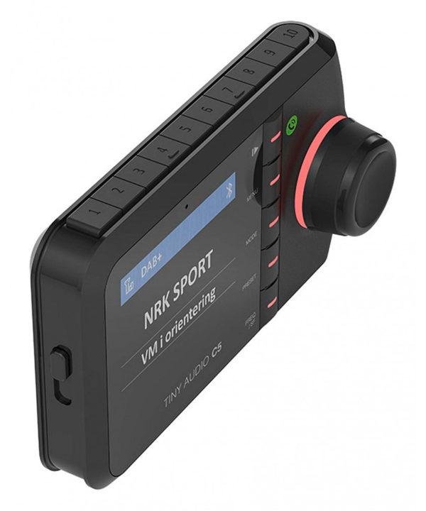 Tiny Audio C5 DAB+