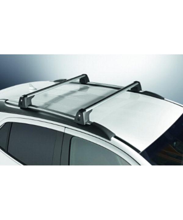 Aluminium - Basisgrundträger für Opel Mokka
