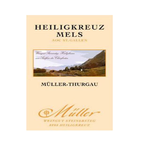 Melser Müller Thurgau (Riesling x Sylvaner)