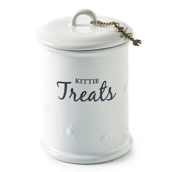Riviera Maison Kittie Treats Storage Jar