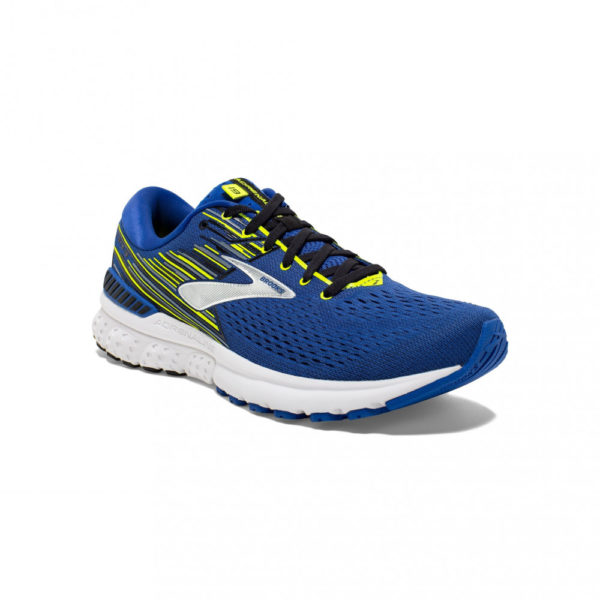 Brooks Adrenaline GTS 19 Herren, Blue/Nightlife/Black