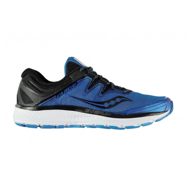 Saucony Guide Iso Herren, Blue/Black