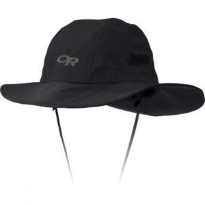 Outdoor Research, Gore-Tex Seattle Sombrero, Black