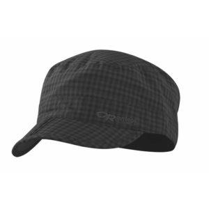Outdoor Research, Radar Pocket Cap, Black Check