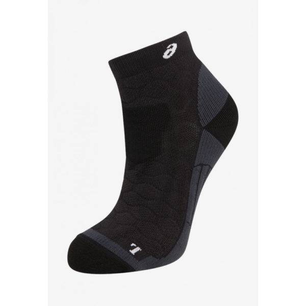 Asics Road Quarter Socks Herren, Black