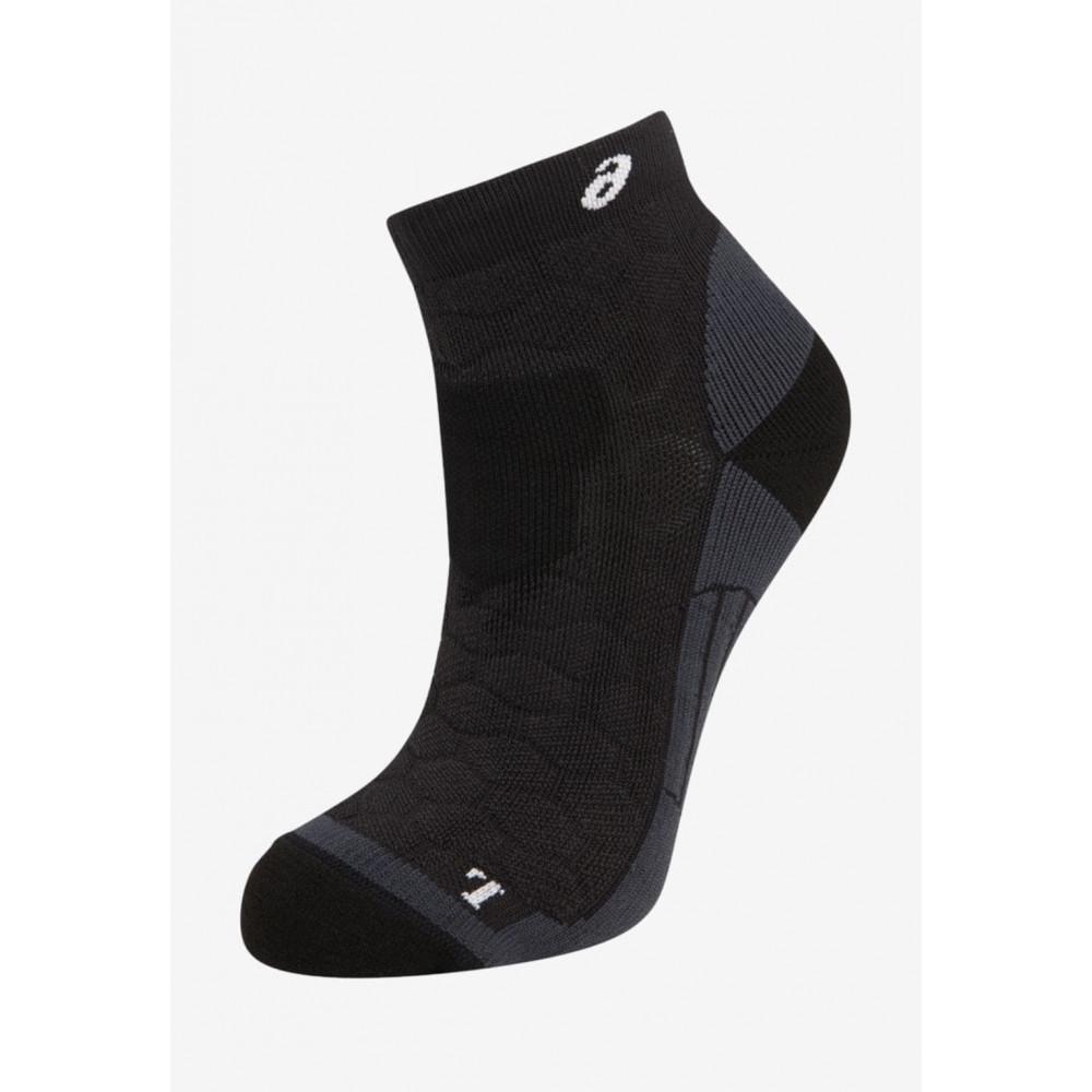Asics Road Quarter Socks Herren, Black