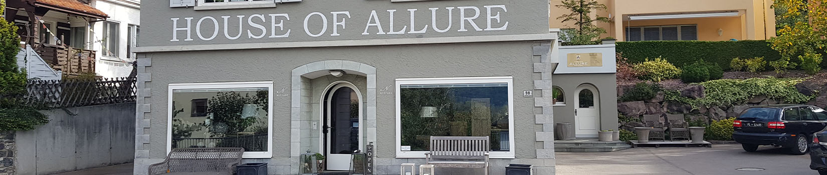 House of ALLURE
