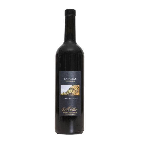Rotwein Sarganser Cuvée